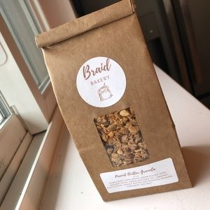 Peanut Butter Granola   8 Ounces   Foodie Gift